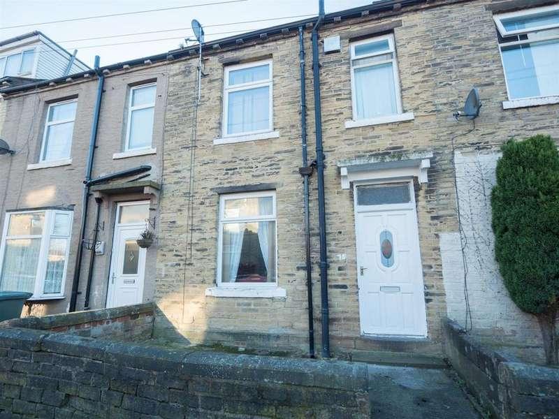 3 Bedrooms Terraced House for sale in Westfield Terrace, Bradford, BD2 4RJ