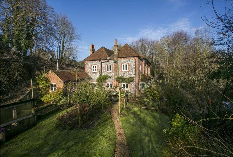 3 Bedrooms Semi Detached House for sale in Lullingstone Lane, Eynsford, Kent