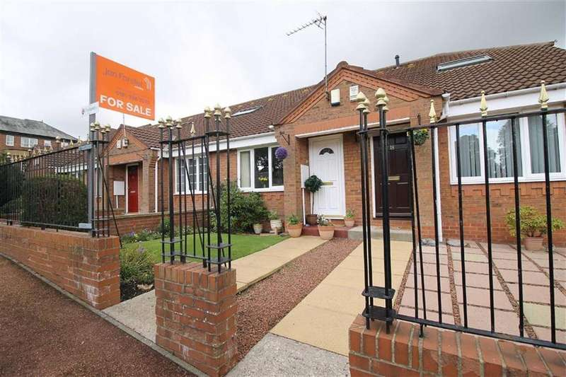 1 Bedroom Semi Detached Bungalow for sale in Ord Court, Newcastle Upon Tyne, NE4