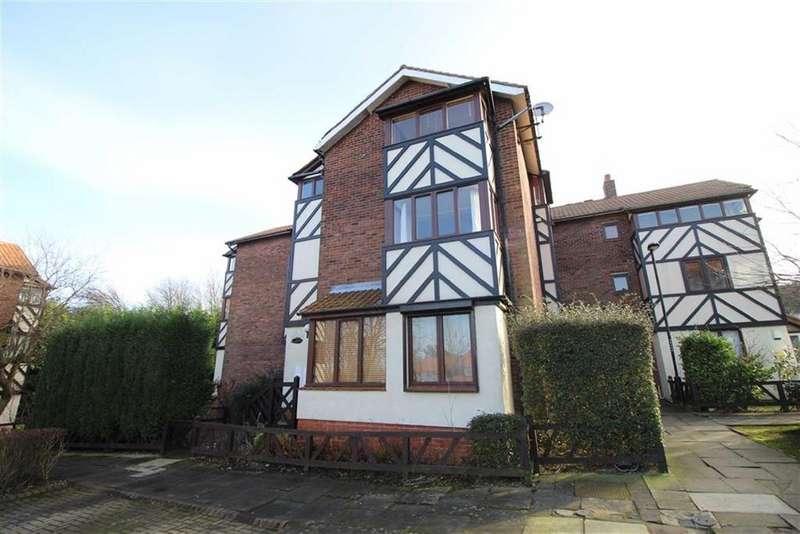1 Bedroom Flat for sale in Kirkwood Drive, Newcastle Upon Tyne, NE3