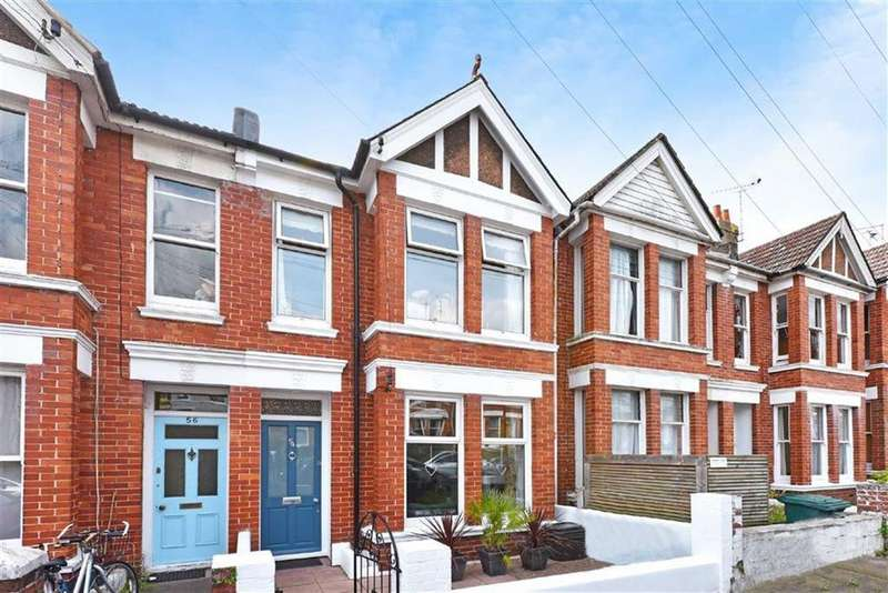 4 Bedrooms Terraced House for sale in Loder Road, Brighton