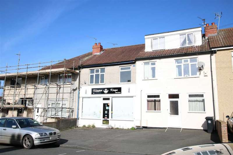 2 Bedrooms Commercial Property for sale in Hillside Road, St George, Bristol