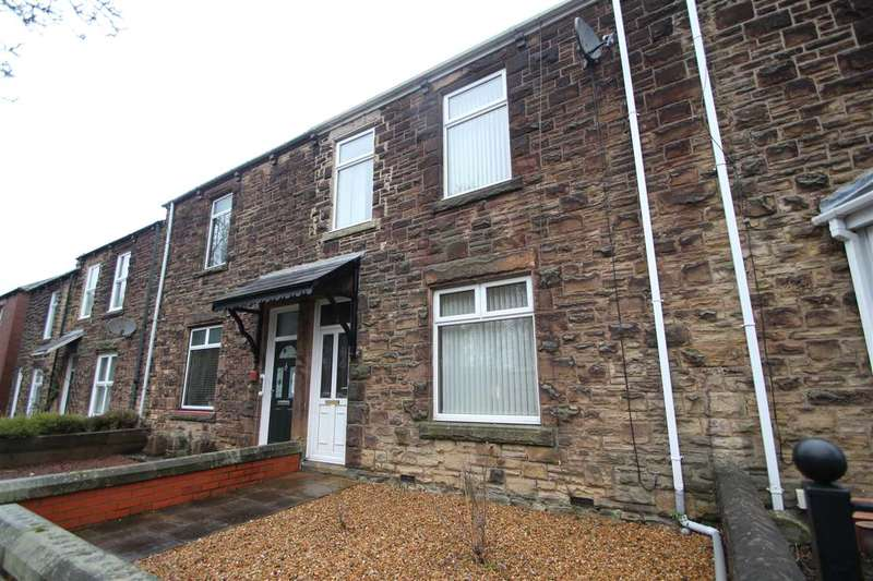 3 Bedrooms Terraced House for sale in Villa Real Road, Villa Real, Consett