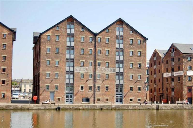 1 Bedroom Flat for sale in Double Reynolds, The Docks, Gloucester