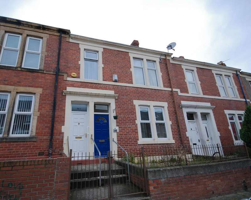 3 Bedrooms Flat for sale in Eastbourne Ave, Gateshead