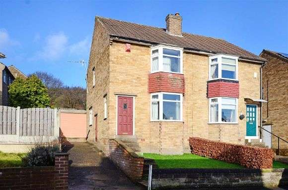 2 Bedrooms Semi Detached House for sale in Beacon Close, Yorkshire, Sheffield