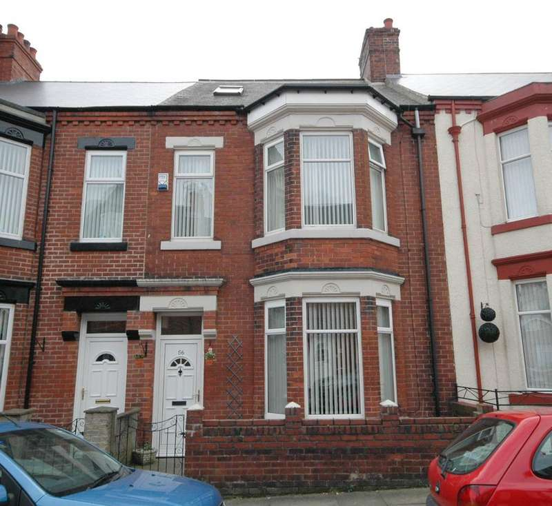 3 Bedrooms Terraced House for sale in Vespasian Avenue, South Shields