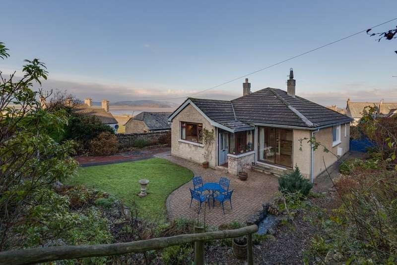 3 Bedrooms Detached Bungalow for sale in 3 Oakroyd Close, Arnside, Cumbria, LA5 0ET