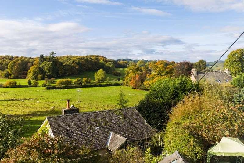 2 Bedrooms Terraced House for sale in Dell Cottage, Far Sawrey, Ambleside, Cumbria LA22 0LQ