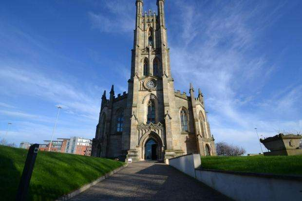 3 Bedrooms Apartment Flat for rent in St Georges Church, Arundel Street Castlefield, Manchester M15 4jz Manchester