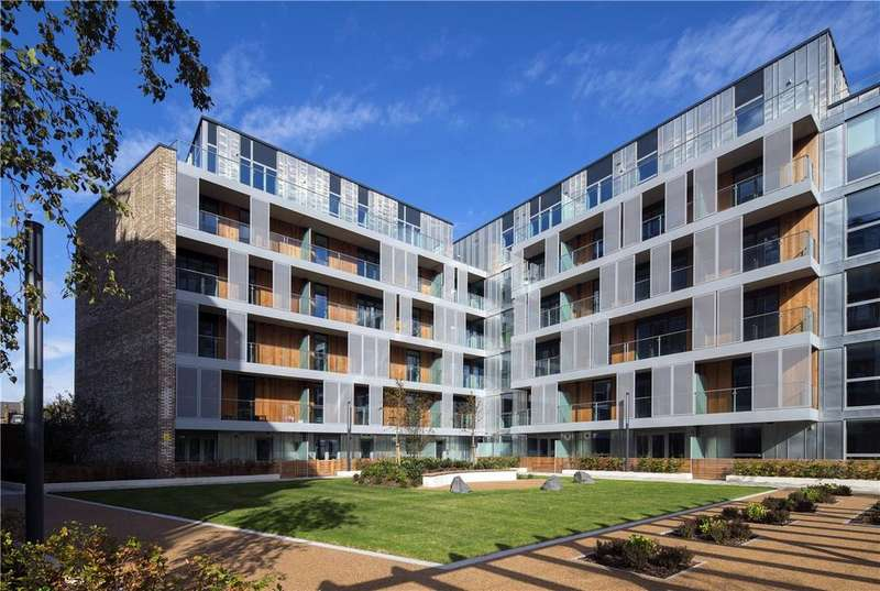 3 Bedrooms Flat for sale in Penthouse, Alderside Apartments, 35 Salusbury Road, Queens Park, NW6