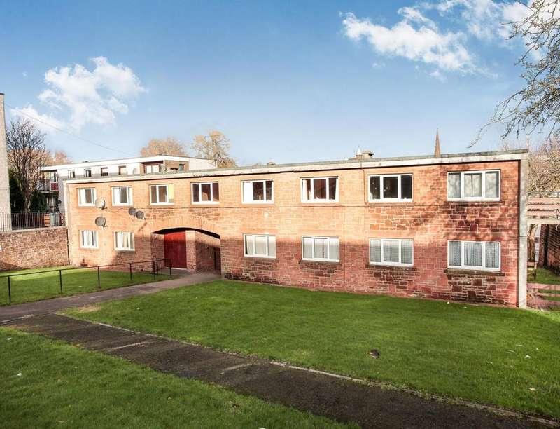 1 Bedroom Flat for sale in Mill Road, Dumfries, DG2