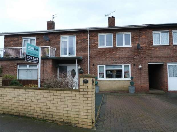 3 Bedrooms Terraced House for sale in 6 Gilpin Road, Newton Aycliffe