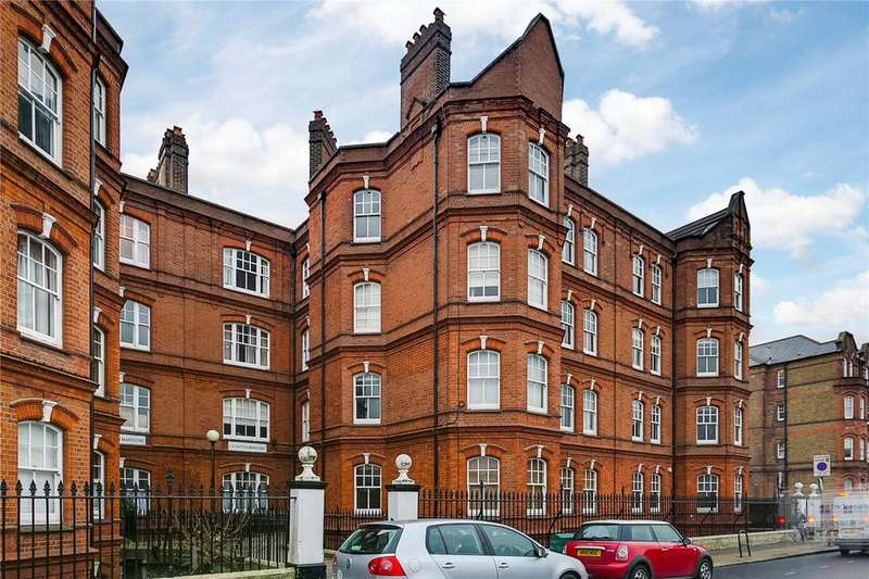 3 Bedrooms Flat for sale in Leighton Mansions, Queens Club Gardens, London