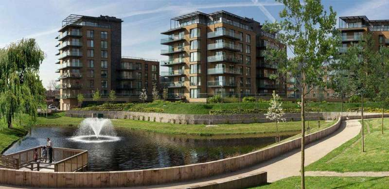 1 Bedroom Apartment Flat for sale in New Kidbrooke Village, Kidbrooke, SE3