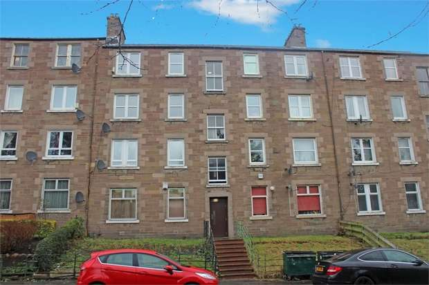 2 Bedrooms Flat for sale in 85 Dens Road, Dundee