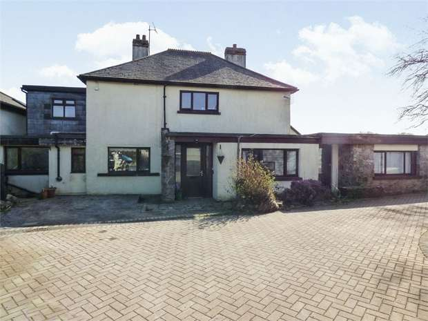 5 Bedrooms Detached House for sale in Hillhead, Brixham, Devon