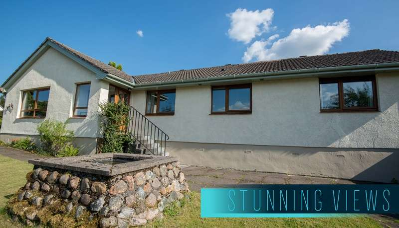 6 Bedrooms Bungalow for sale in 4 Hillside Estate, Fort William, Highland, PH33 6RS