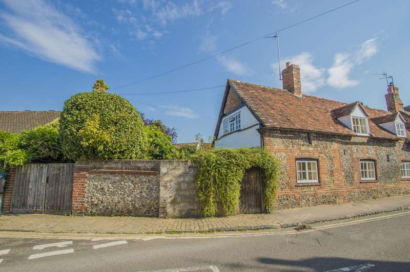 2 Bedrooms End Of Terrace House for sale in High Street, Watlington, OX49