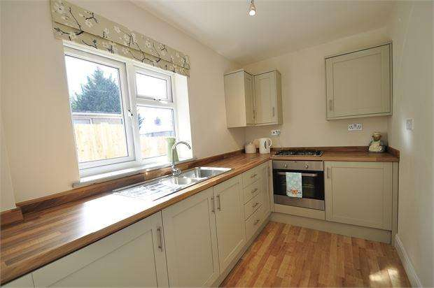 3 Bedrooms Terraced House for sale in Durham Road , St Julians, Newport, NP19 7HU