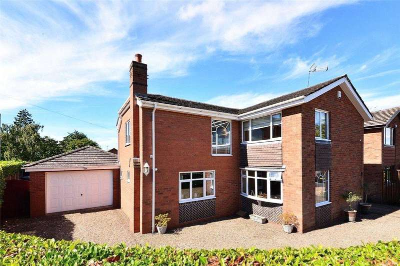 4 Bedrooms Detached House for sale in Western Way, Kidderminster, DY11