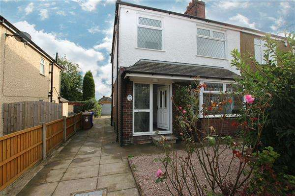 3 Bedrooms Semi Detached House for sale in Bluestone Avenue, Burslem, Stoke-on-Trent