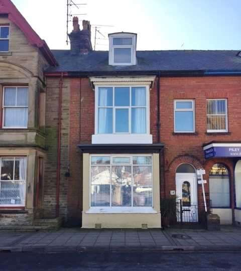 3 Bedrooms Apartment Flat for sale in Belle Vue Street, Filey