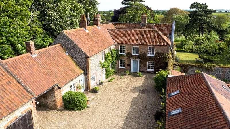 6 Bedrooms House for sale in Field Dalling Road, Langham, Norfolk, NR25