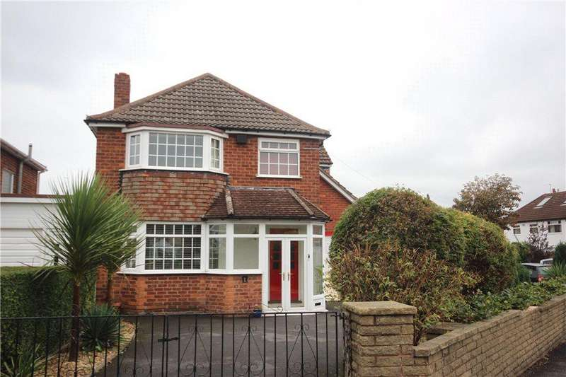 3 Bedrooms Detached House for sale in Wellsford Avenue, Solihull, West Midlands, B92