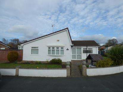3 Bedrooms Bungalow for sale in Laurels Avenue, Bangor-On-Dee, Wrexham, Wrecsam, LL13