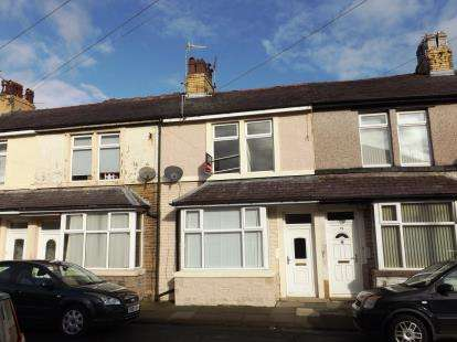 3 Bedrooms Terraced House for sale in Carleton Street, Morecambe, Lancashire, United Kingdom, LA4
