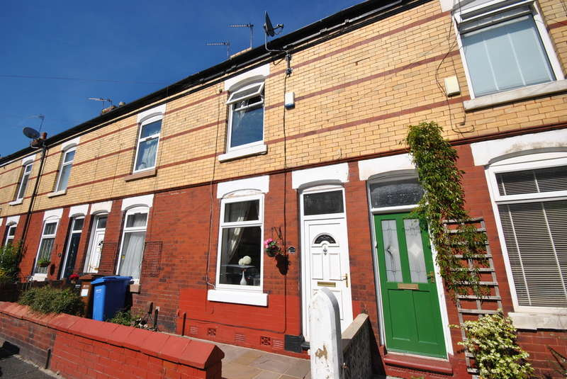 2 Bedrooms Terraced House for sale in Heathside Road, Cheadle Heath