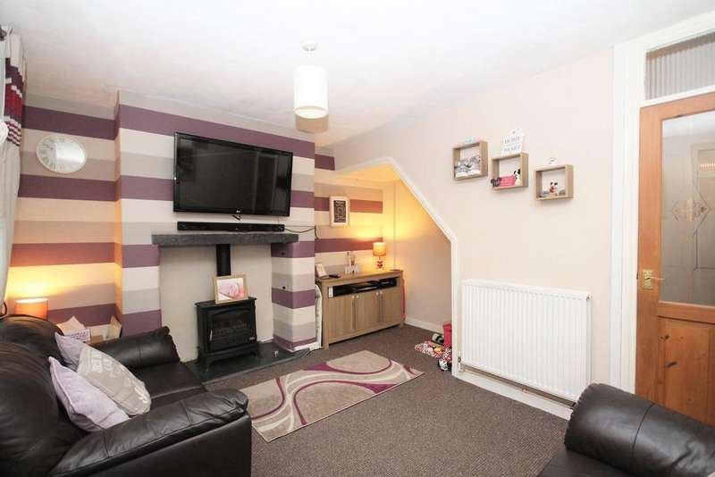 3 Bedrooms Terraced House for sale in 19 Fell Croft, Dalton