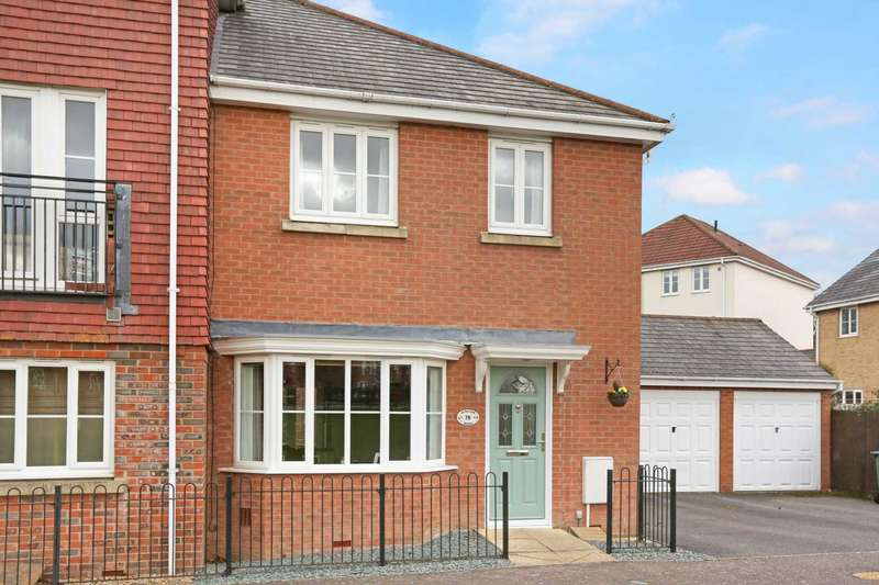 3 Bedrooms End Of Terrace House for sale in Windsor Road, Pitstone