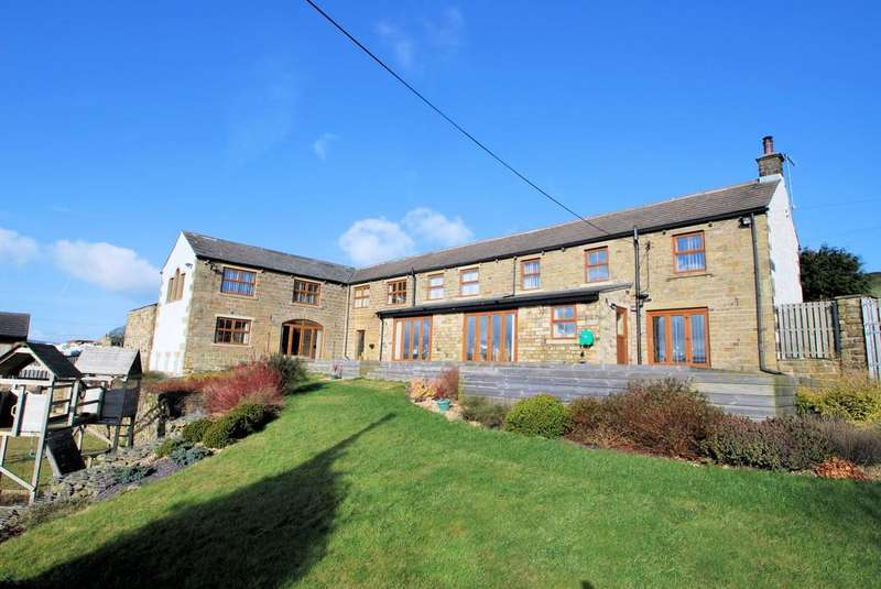 5 Bedrooms Farm House Character Property for sale in Nether House Lane, Penistone
