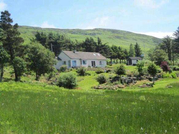 3 Bedrooms Detached House for sale in Bun -an-Loch, Achnamara, Lochgilphead, PA31