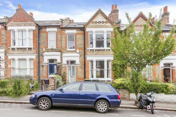 4 Bedrooms Terraced House for sale in Claremont Road, Highgate, London, N6