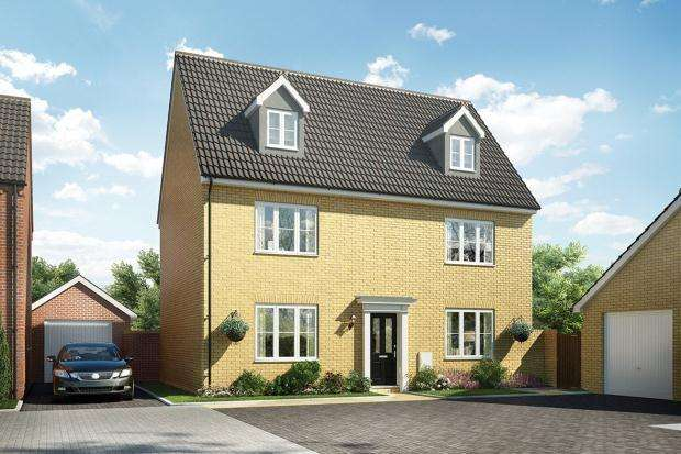 5 Bedrooms Detached House for sale in Saxon Fields, Blofield, Norfolk