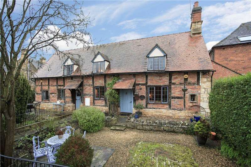 2 Bedrooms Cottage House for sale in The Cottage, Chapel Lane, Mickleton, Chipping Campden, GL55