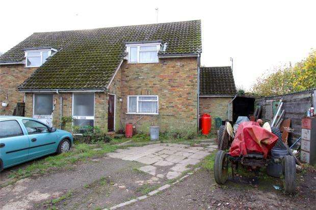 3 Bedrooms Semi Detached House for sale in Row Meadow Cottages, Gaddesden Row, Hemel Hempstead, Hertfordshire