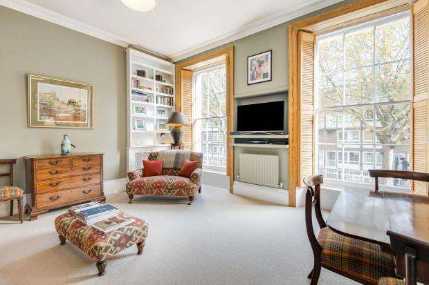 1 Bedroom Flat for sale in Albany Street, Regents Park, London, NW1
