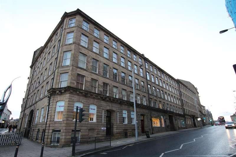 1 Bedroom Flat for sale in Netherwood Chambers, Manor Row , Bradford , BD1 4PB