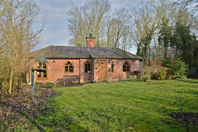 2 Bedrooms Cottage House for sale in Walcot Green, Diss