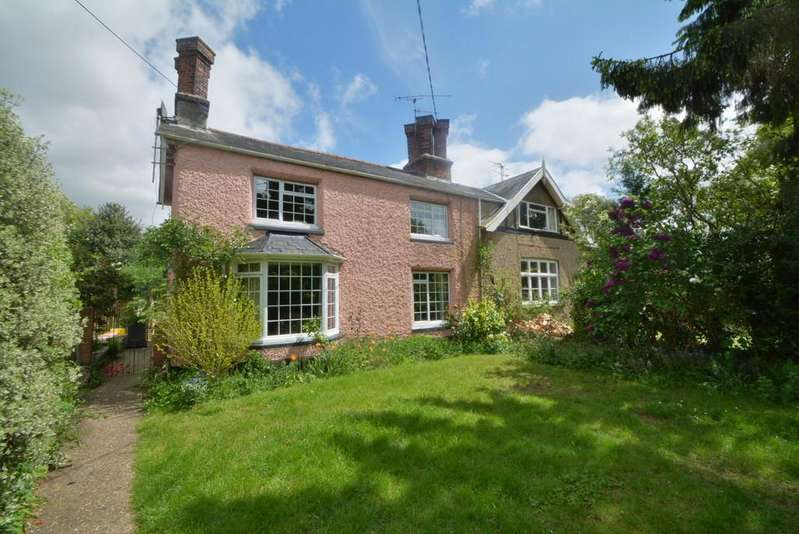 3 Bedrooms Semi Detached House for sale in Hope Terrace, Halesworth