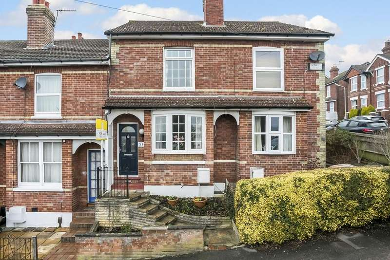 2 Bedrooms Terraced House for sale in Denbigh Road, Tunbridge Wells