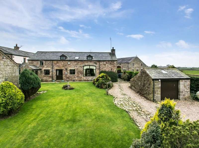 3 Bedrooms Barn Conversion Character Property for sale in Holly Barn, Winder Lane, Forton Near Lancaster PR3 0AX