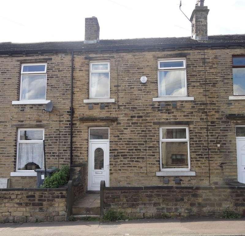 3 Bedrooms Terraced House for sale in Moorlands Road, Mount, Huddersfield, HD3