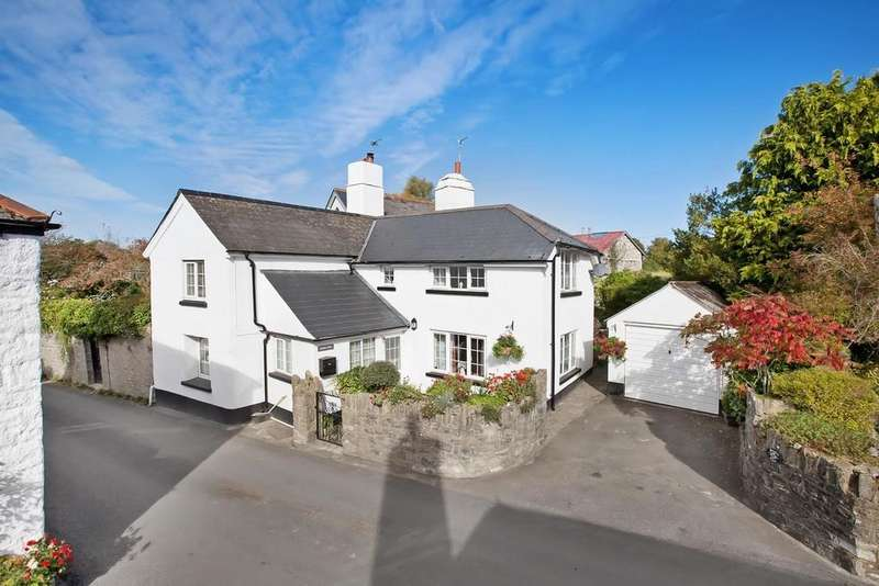 3 Bedrooms Cottage House for sale in Broadhempston