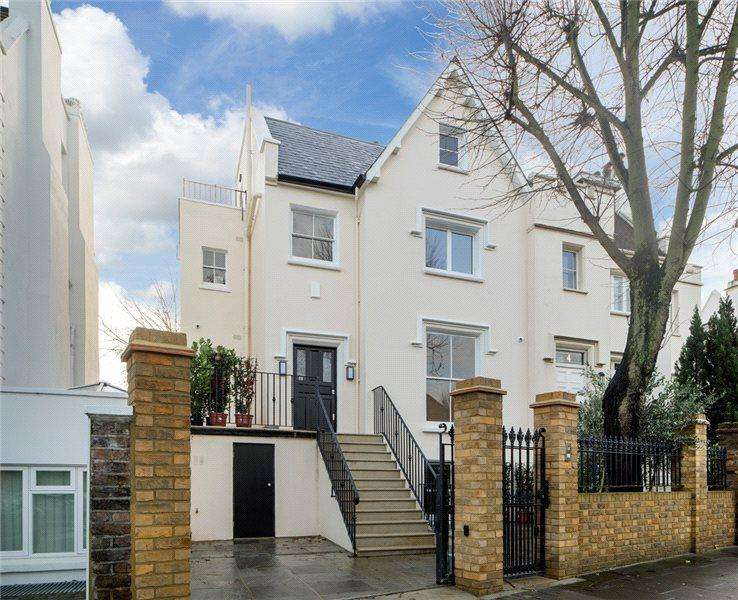 6 Bedrooms House for sale in Acacia Road, St John's Wood, London, NW8
