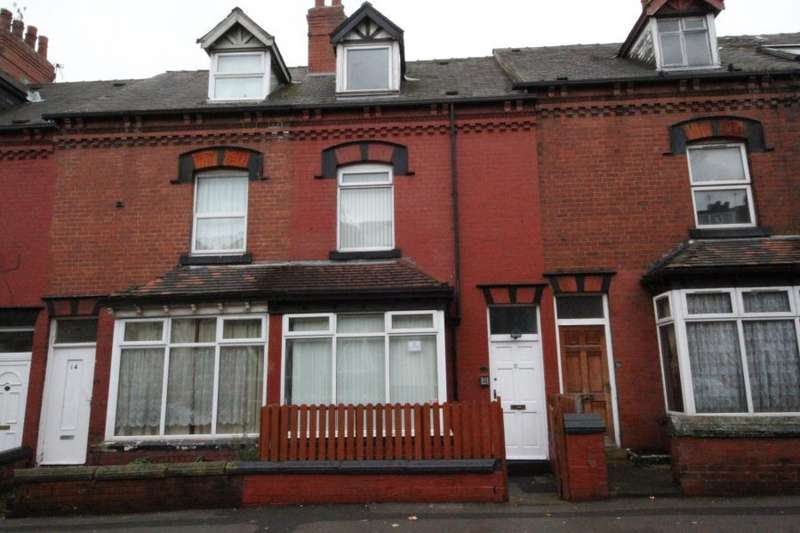 4 Bedrooms House for sale in Seaforth Place, Leeds, LS9 6AF